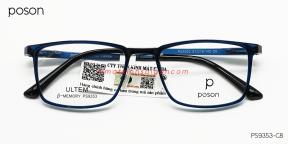 Gọng Kính Nhựa Ultem Poson PS9353 C8