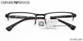 GỌNG KÍNH TITANIUM EMPORIO ARMANI EA1093D_3001