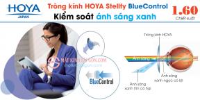 TRÒNG KÍNH KIỂM SOÁT ÁNH SÁNG XANH HOYA BLUE CONTROL 1.60