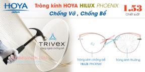 TRÒNG KÍNH CHỐNG BỂ HOYA HILUX PHOENIX  1.53