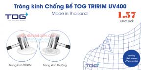 TRÒNG KÍNH CHỐNG BỂ  TOG TRIRIM UV400