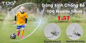 TRÒNG KÍNH CHỐNG BỂ TOG EXCELITE TRIBRID 1.60