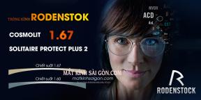TRÒNG KÍNH RODENSTOK COSMOLIT 1.67 SOLITAIRE PROTECT PLUS 2