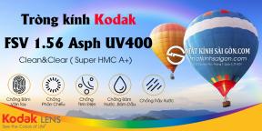 TRÒNG KÍNH Kodak  FSV 1.56 Asph UV400