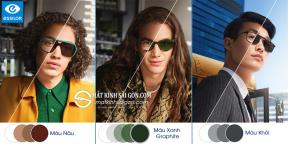 Tròng kính Đổi Màu 1.50 Essilor Trasitions Gen 8™ Colors